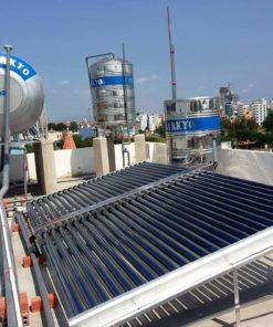 Bồn inox Solarkyo 304 năng lượng mặt trời