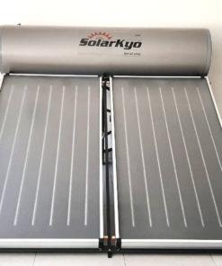 Máy nước nóng năng lượng mặt trời Vũng Tàu tấm chịu áp cao